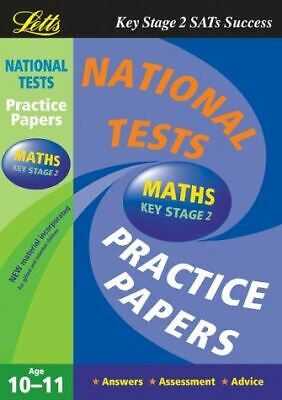 , National Test Practice Papers 2003: Maths Key stage 2, Very Good, Paperback