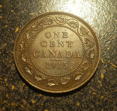 1915 Canada Large Cent - P1915-9