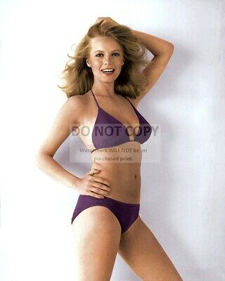 Actress Cheryl Ladd Pin Up - 8X10 Publicity Photo (Sp413)