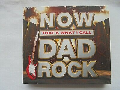 Now That's What I Call Dad Rock 2018 59 tracks on 3cds, Brand New Sealed copy.
