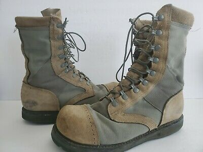 Corcoran 87546FR Roughout Steel Toe Leather Marauder Combat Military Boot S-11D