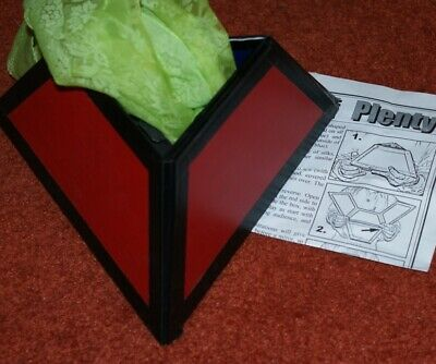 Pyramid of Plenty -- easy, practical silk production device you will use!   TMGS