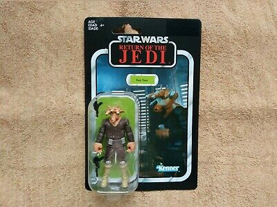 Star Wars Return of The Jedi Ree Yees The Vintage Collection