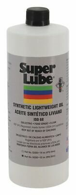 Super Lube Synthetic, 1 qt. Bottle, ISO Viscosity Grade : 68 Translucent   52030