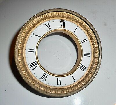 Antique French Clock Dial  Good
