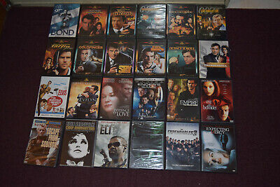 Lot #1 DVD Movies Various Titles(OVER 50 TITLES TO PICK THROUGH) You Pick !!