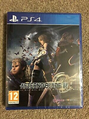PlayStation 4 Game: Aeterno Blade II (Superb Sealed Condition) UK PAL PS4