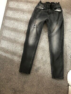 Boys NEXT Slim JEANS AGE 12 Excellent Condition