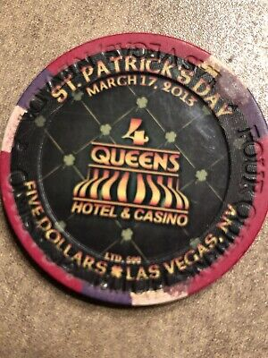 Four Queens Las Vegas Casino Chip Limited Edition  Issued 2013