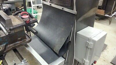 Made In Usa  Back Way Cover  Bridgeport Mills Upper Column/Rear Cover Only