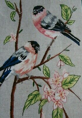 ANCHOR BULLFINCHES PE651 Freestyle Embroidery Kit