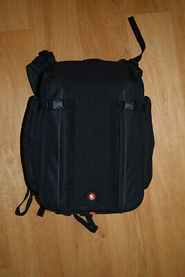 Manfrotto Professional DSLR Backpack Camera Travel Bag Sony Nikon Canon