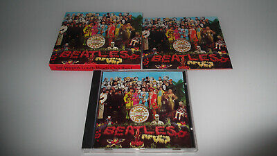 The Beatles - Sgt. Pepper's Lonely Hearts Club Band (1987) CD ALBUM
