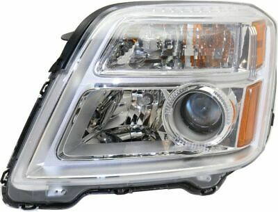 Headlight For 2010-2015 GMC Terrain Driver Side w/ bulb
