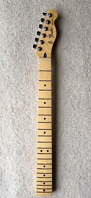 NEW Fender Lic WD Telecaster Tele 21 fret Replacement NECK Vintage finish TMV 21