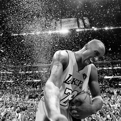 "Kobe Bryant poster wall art home decor photo print 16"", 20"", 24"""