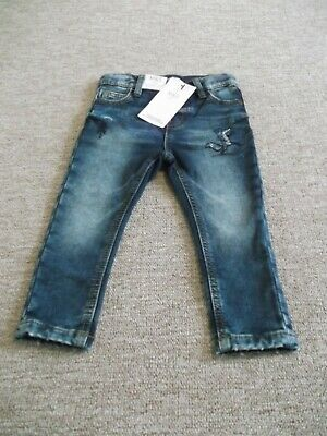 Marks and Spencer Baby Boys Denim Jeans Age 18-24 months BNWT