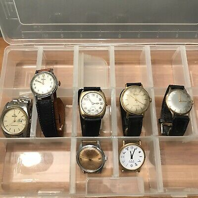 Old Watch Collection
