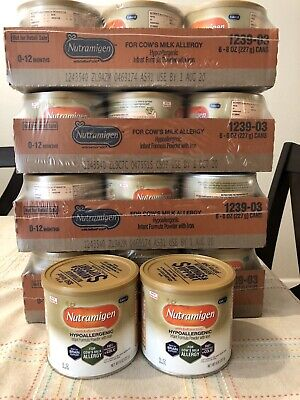 24 x  8 oz Cans Of Enfamil Nutramigen FREE SHIPPING