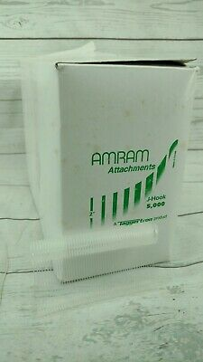 """Amram 2"""" Two Inch Open Box J-Hook Attachments 5,000ish"""
