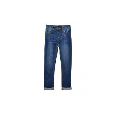 Joules Junior Kids Ted Jeans with Adjustable Waistband
