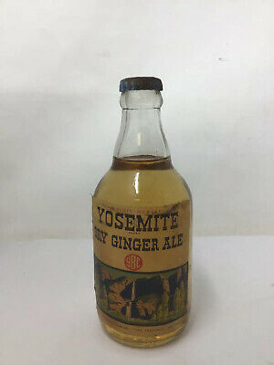 Vintage Virginia Dare Ginger Ale Soda Label Brooklyn NY