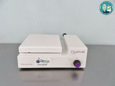 Thermolyne Nuova Magnetic Stirrer with Warranty SEE VIDEO