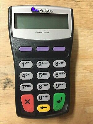 VeriFone Pinpad 1000SE ONLY