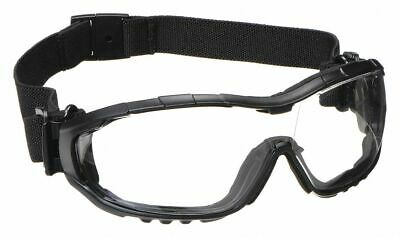 Pyramex Anti-Fog, Anti-Static, Scratch-Resistant Direct Protective Goggles, Gray