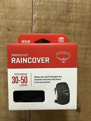 Osprey Waterproof Rain Cover For Rucksack - Medium. New In Box
