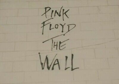 The Wall  by PINK FLOYD 2 CD Set ( 1992 CBS/ Columbia)
