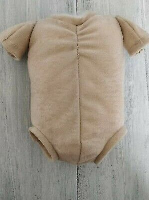 """FRAY /""""DOE SUEDE/"""" SCRUNCHY TUSHY BODIES VARIOUS COLOURS  **FULL LIMBS** NON"""