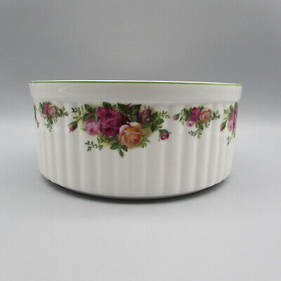 Royal Albert China OLD COUNTRY ROSES Large Souffle