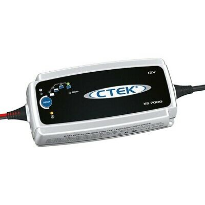 CTEK XS 7000 UK 12V 14-150Ah Battery Charger 56-108 2 Year Warranty
