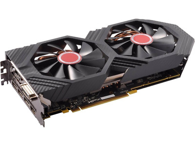 XFX AMD Radeon RX 580 GTS XXX Edition 4GB GDDR5 Graphics Card