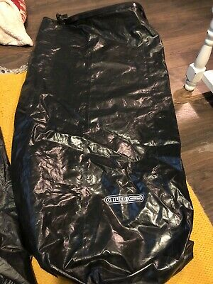 Ortlieb 109l Black Dry Bag Good Condition