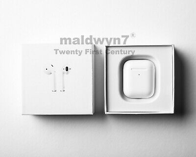 Apple 2nd Generation Airpods with Wireless Charging Case SUPERCOPY CLONES 1:1 UK
