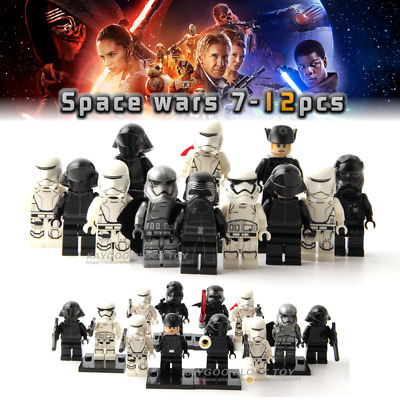 Star wars Battle pack X 12 Mini Figures NEW UK Seller Fits Lego The Force Darth