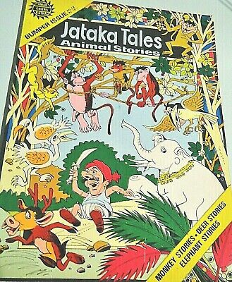 Jataka Tales..animal Stories..bumper Issue No.13..All Colour..india Book House