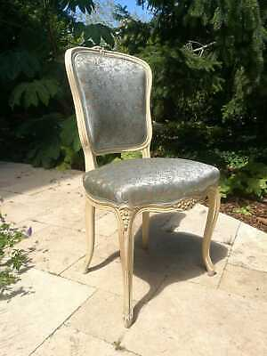 French Chair Louis XV Shabby Chic