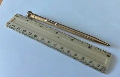 Mint Wahl Eversharp Gold Plated Mechanical Pencil