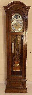 Grandfather Clock-Exc Con/Kieninger West-Chimes/NATIONWIDE PERSONAL DELIVERIES