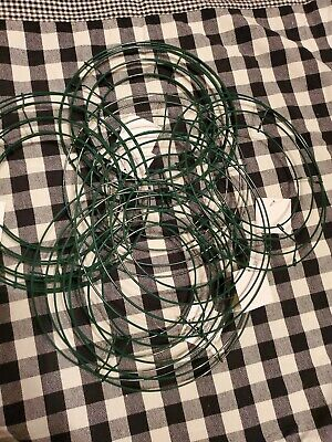 9 NEW Wire Wreaths 10 Inch