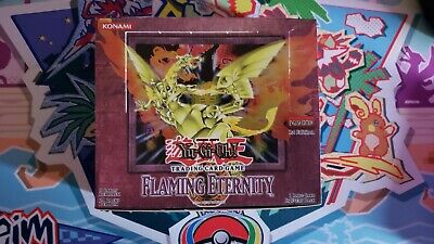 Flaming Eternity 1st Edition Yu-Gi-Oh Sealed Booster **GamerzSphere**