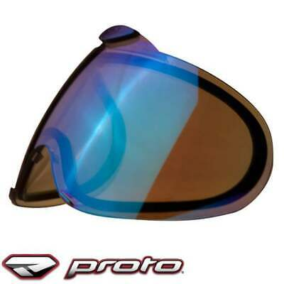 Proto Switch el Paintball Thermal Maskenglas ( Blue Ice