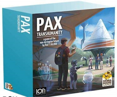 Pax Transhumanity (US IMPORT) ACC NEW