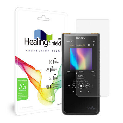 2X Bruni Screen Protector for Sony Walkman NW-A45 Protector Film crystal clear Protective Film