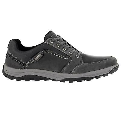 Rockport Mens Gents Harlace Waterproof Lace Up Casual Comfortable Shoes