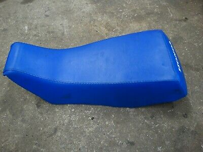 TRX70 1986-87 Replacement seat cover Honda Fourtrax TRX 70 Blue 291A
