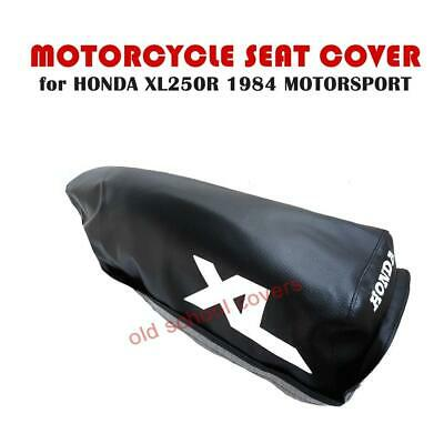 HONDA XL200R Seat Cover 1983 1984  in 25 COLORS Outlined XL sides//ST